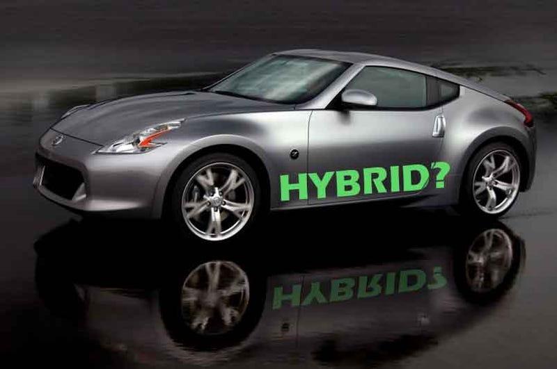 Nissan Considering 370Z Hybrid?