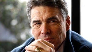 Rick Perry is a man who cares about the public (image)