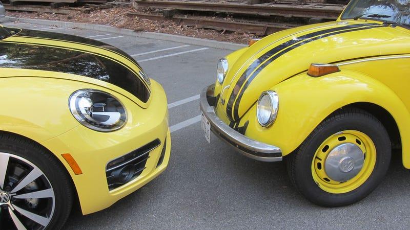 2014 Volkswagen Beetle GSR: Will It Baby?