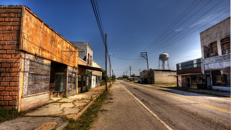 Only one business remains in America's most toxic town