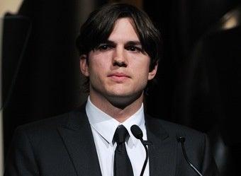 Ashton Kutcher Studying Thai Boxing to Prepare for Armageddon