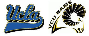 NCAA First Round: (6) UCLA vs. (11) Virginia Commonwealth