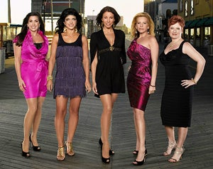 It's Official: Real Housewives Of New Jersey Has Mob Ties
