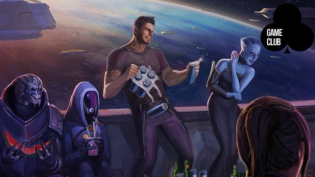Mass Effect 3's Ending Got You Down? Come Talk About it at Kotaku Game Club