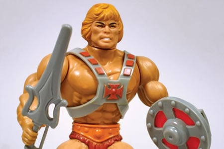 New He-Man Movie To Prove Faith Is Better Than Science?
