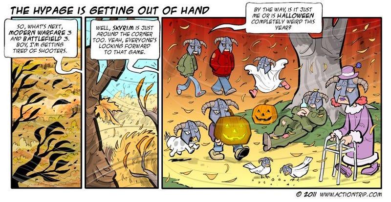 Sunday Comics: Generational Conflict