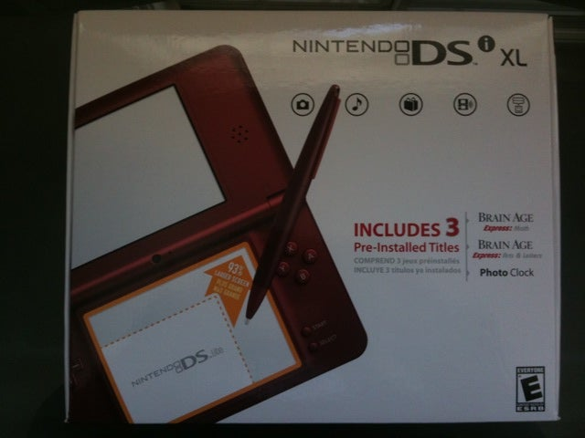 Nintendo DSi XL Delivery Comes With a Five-Foot Surprise