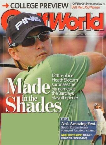 Conde Nast Layoffs Hit Golf Mags