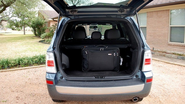 """Watch for Mileage When Considering a """"Free"""" Rental Car Upgrade"""