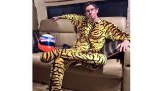 Jordan Taylor Throws Down The Pajama Gauntlet At Daytona