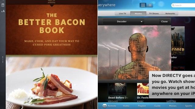 Makin' Bacon, Streamin' Madness and Listenin' to Opera