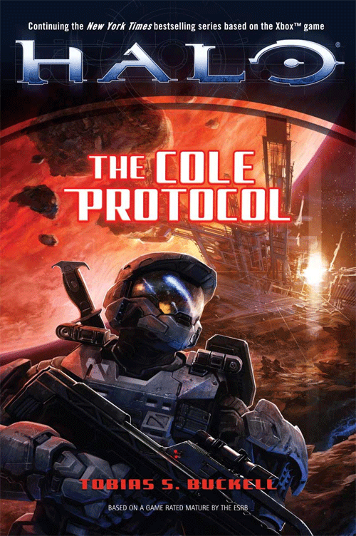 Halo: The Cole Protocol Drops In November