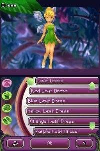 Disney Fairies To Frolic On DS