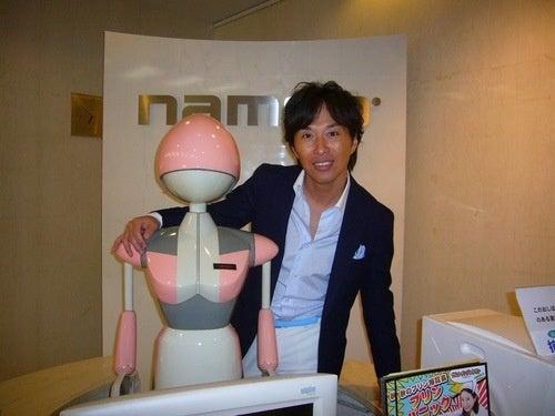 Namco: Maker Of Games, Builder Of ROBOTS