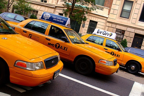 What's Fair Compensation for Vomiting in a Cab?