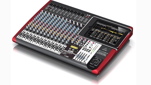 iPad Mixing Desk Will Probably Get Me on the Charts
