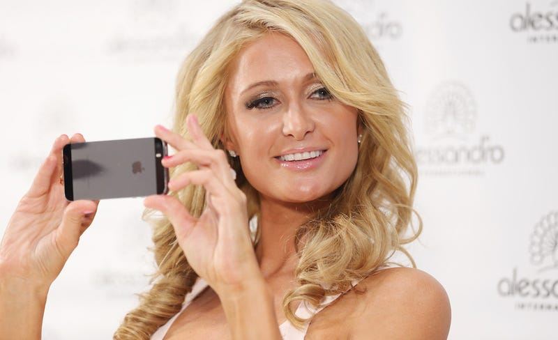 Paris Hilton Doesn't Eat Fast Food Anymore So Literally Don't Even Ask