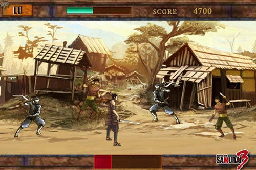 Way of the Samurai 3 Comes To The iPhone (Barely)