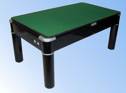 Aurora LED Pool Table Is the Ultimate Tasteless Bachelor Pad Game