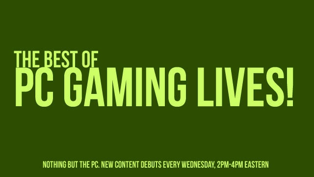 Check Out What's New On PC Gaming Lives, Our Very Own PC Section