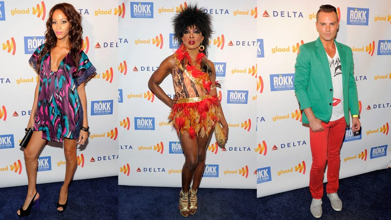 No One Is Boring At GLAAD's Brazilian Festival