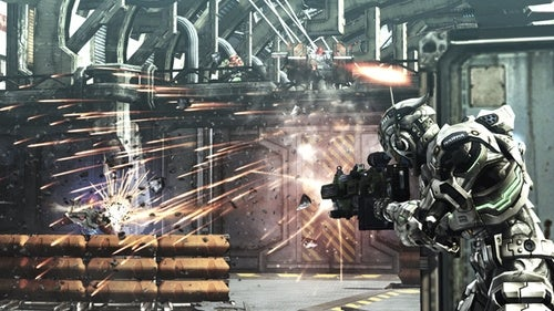 Guess What Inspired Vanquish's Backgrounds