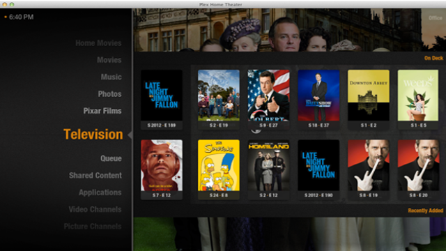 Plex Desktop App Updates with AirPlay, HD Audio, and More, Is Now Called Plex Home Theater