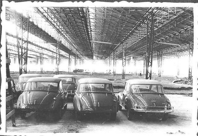 Auto Union Factory Gallery