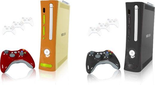 Colorware Custom-Colors Consoles