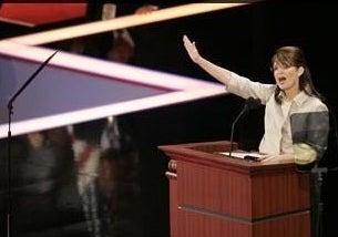 Will Sarah Palin Scare the Jews?