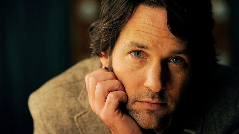 Paul Rudd Is Looking Quite Mansome These Days
