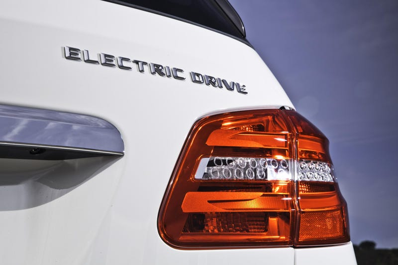 The Tesla-Powered Mercedes B-Class Is Coming To The U.S. Before Europe