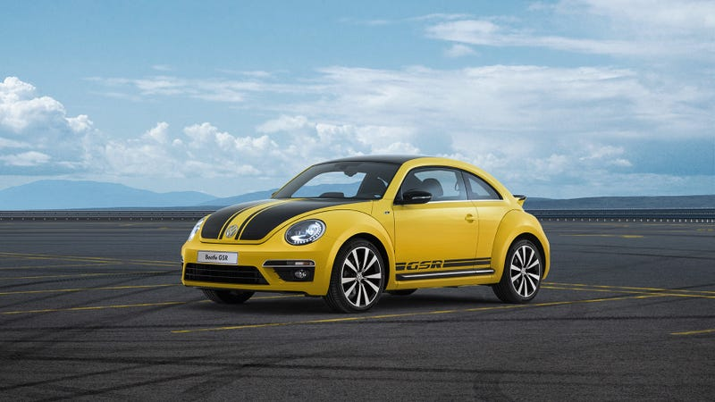 2014 Volkswagen Beetle GSR And R-Line: Angry Bugs With Angry Names And Happy Faces