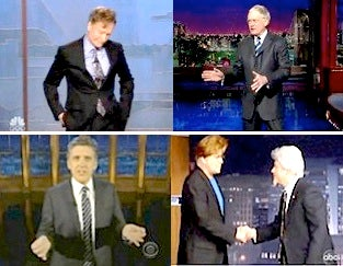 Everybody Loves Conan: All the Video Clips from Last Night's Late Night War