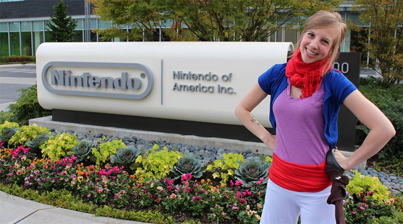 Alison Rapp Photos: Pictures of Fired Nintendo Executive