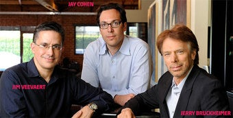 Jerry Bruckheimer Gets Halo, Ubi Execs To Craft Unannounced Games