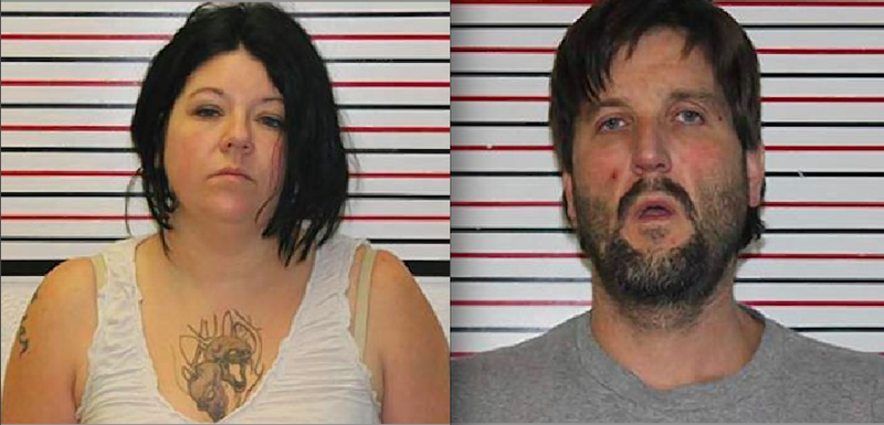 Oregon Power Couple Tries to Tip Their Waitress With Crystal Meth