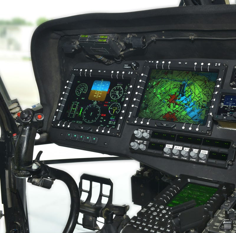 Black Hawk Choppers Are Finally Getting the Digital Cockpits They Need