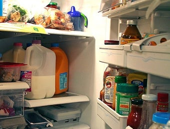 Stock Your Refrigerator Like a Vending Machine