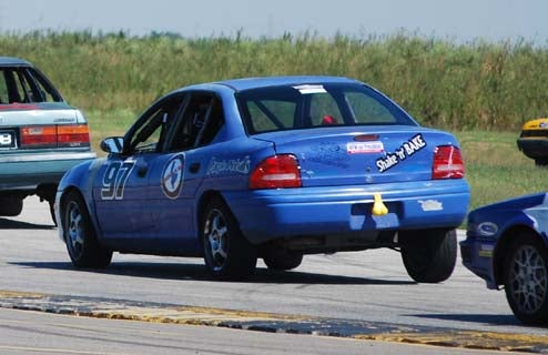 24 Hours Of LeMons Texas Day One: Corolla Leads, Detroit Iron 3 Of Top 5