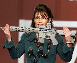 Sarah's Got A Gun