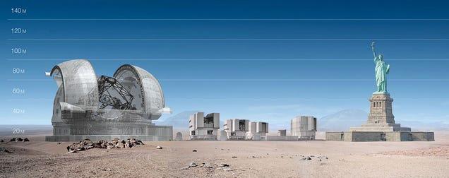 Dan luz verde a la construcción del telescopio más grande del mundo