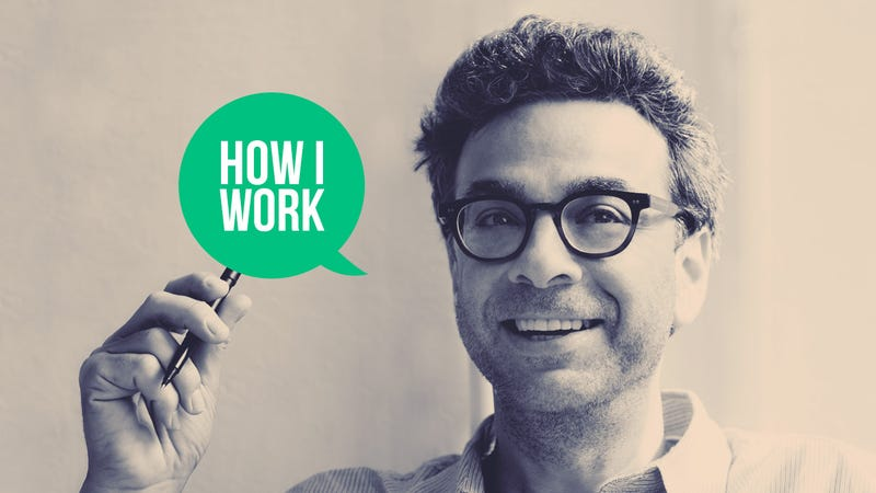 I'm Stephen Dubner, Co-Author of Freakonomics, and This Is How I Work