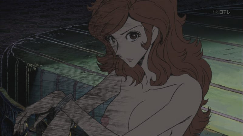 Guns and Girls. The New Lupin Anime Is Fully Loaded.