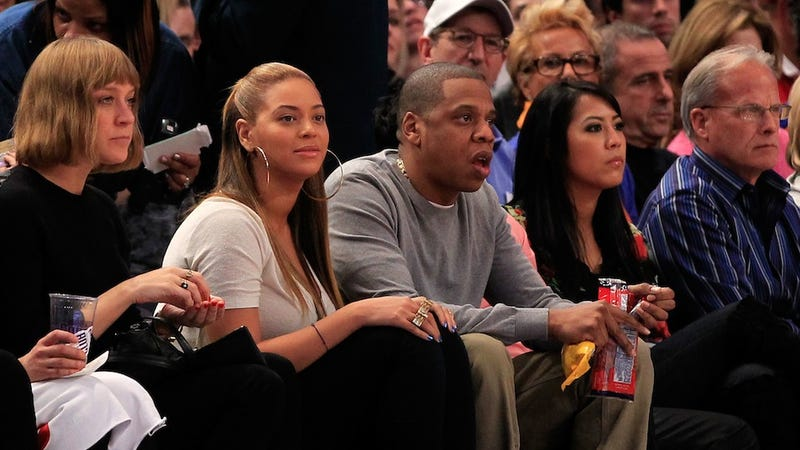 Jay-Z Only Owns .067 Percent Of The Nets, But He's Basically Re-Engineering The Team