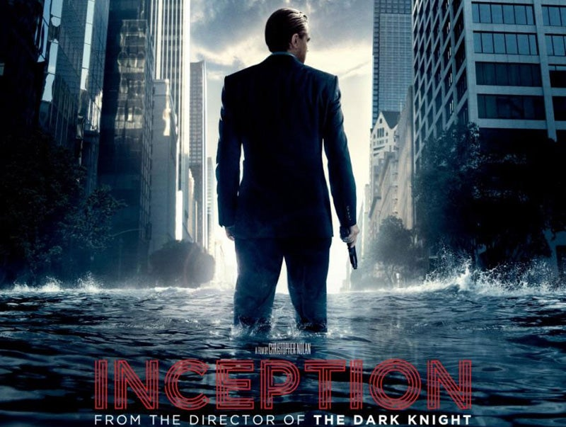 "Christopher Nolan Pulls Back The Curtain On New Movie ""Inception"""