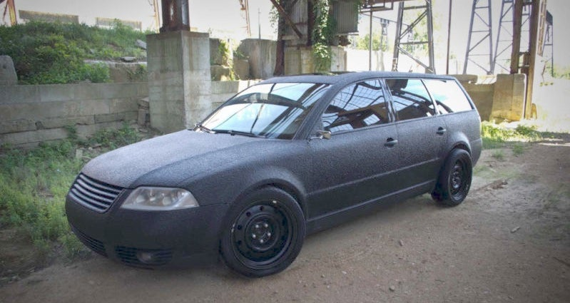 For $10,999, this is a VW even Helen Keller could appreciate