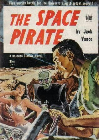 The Only Thing Better Than Pirates? Space Pirates!