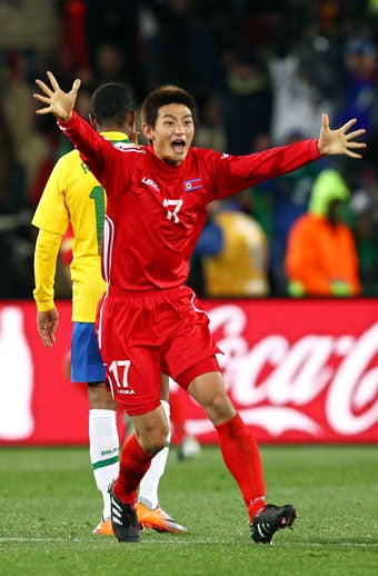 Why You Should Root For North Korea's World Cup Soccer Team