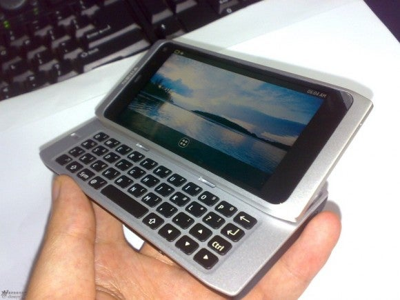 Nokia's Leaked N9 Looks Strangely Familiar